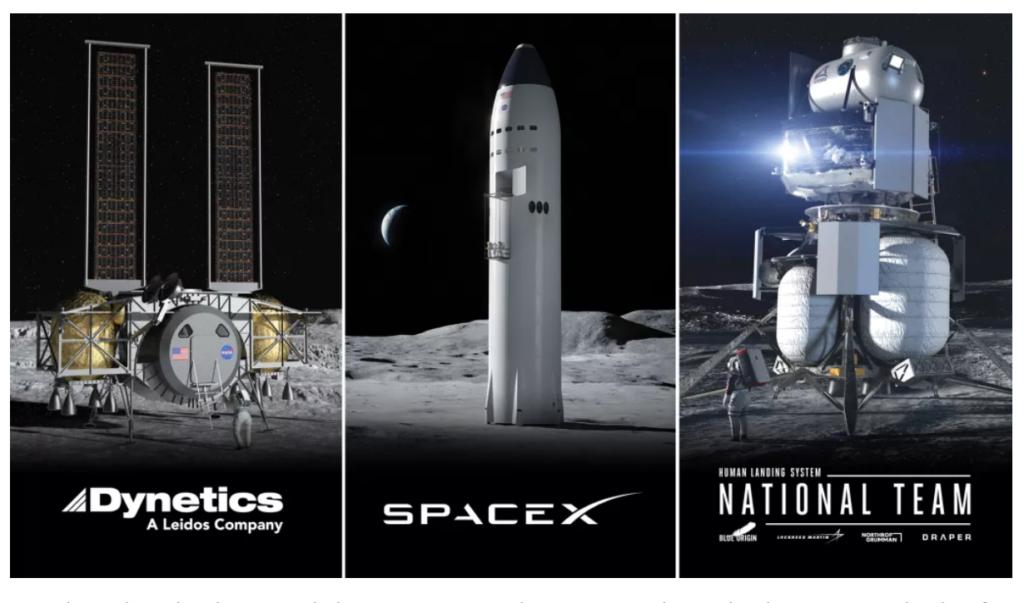 SpaceX kuwashusha wanaanga mwezini