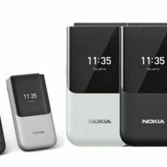 Nokia 2720: Simu ya kukunja na kufunua