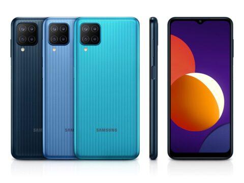 Na hii ndio Samsung Galaxy M12
