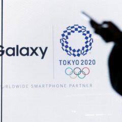 Toleo maalum la simu janja ya Samsung kwa ajili ya mashindano ya Olimpiki