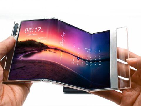 Bidhaa mbalimbali za kujikunja/kukunjua kutoka Samsung