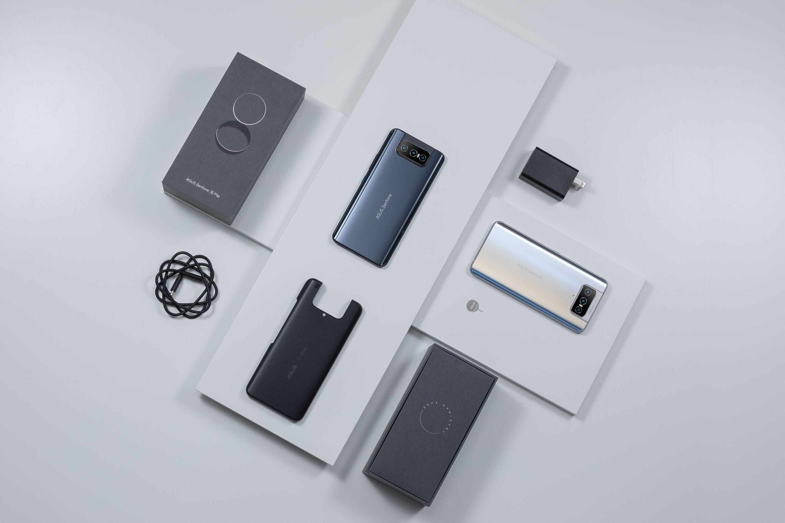Undani wa kina kuhusu Asus Zenfone 8 Flip