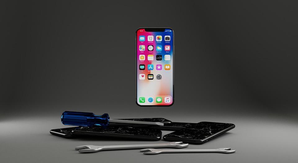 Matengenezo iPhone