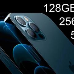 FUNUNU: iPhone 13 Kuja Na Ujazo uhifadhi Mpaka TB1! #Apple