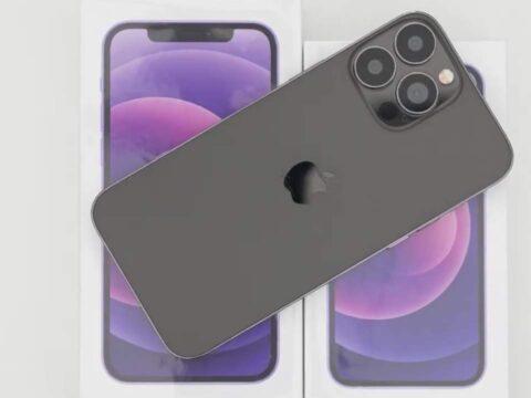 Samsung inatengenza vioo vya OLED kwa ajili ya simu janja za iPhone 13 Pro