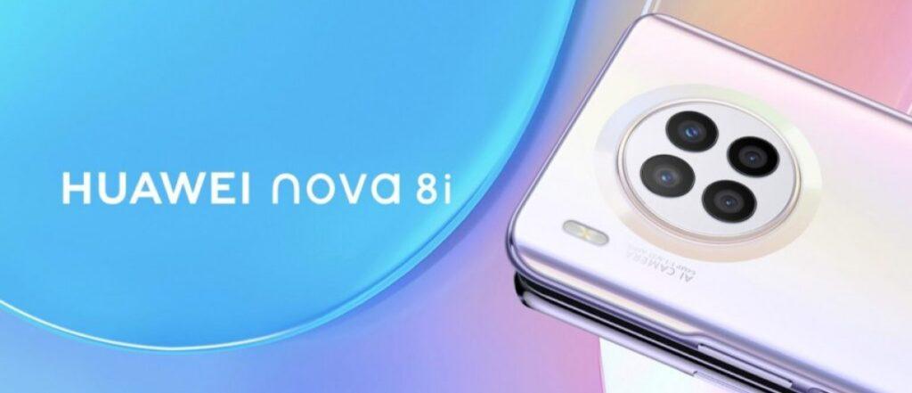 Simu janja Huawei nova 8i yazinduliwa #Uchambuzi