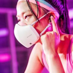 LG Na 'Mask' Yenye Kinasa Sauti Na Spika! #COVID19 #CORONA