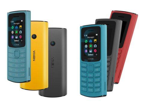 Zifahamu Nokia 110 na 105 za 4G