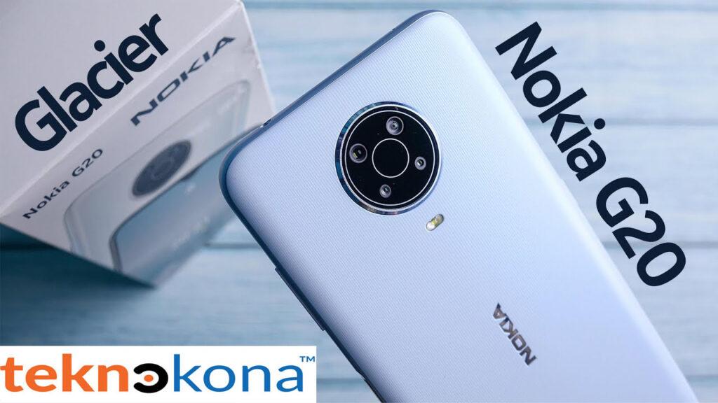 Ifahamu kiundani simu janja Nokia G20