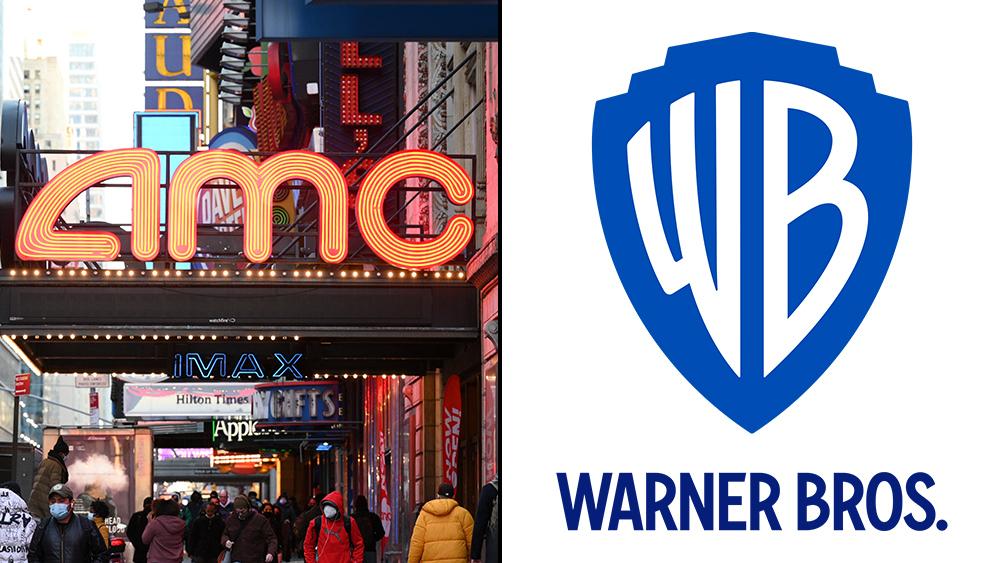 AMC Na Warner Bros Waingia Katika Dili Juu Ya Uonyeshaji Wa Movie!