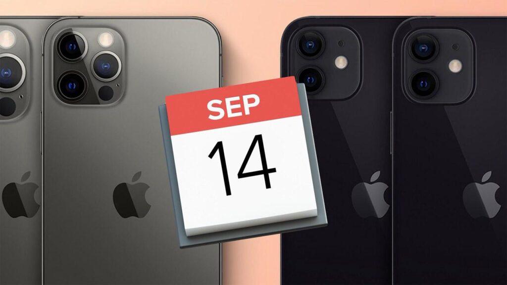 Septemba 14: Apple wathibitisha shughuli ya uzinduzi wa bidhaa zao