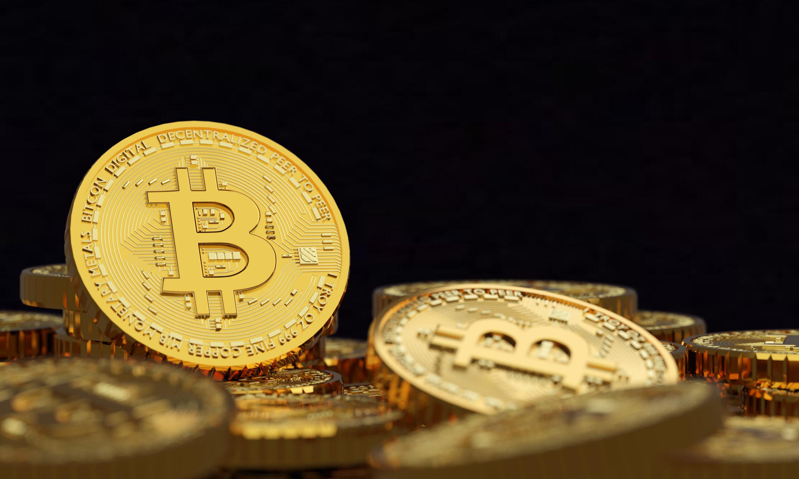 Historia ya Bitcoin