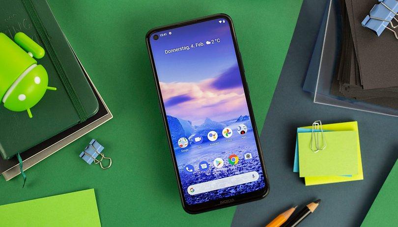 Android 11 yafikishwa kwenye simu janja Nokia 5.4
