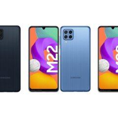 Ujio wa Samsung Galaxy M22 wala haupo mbali