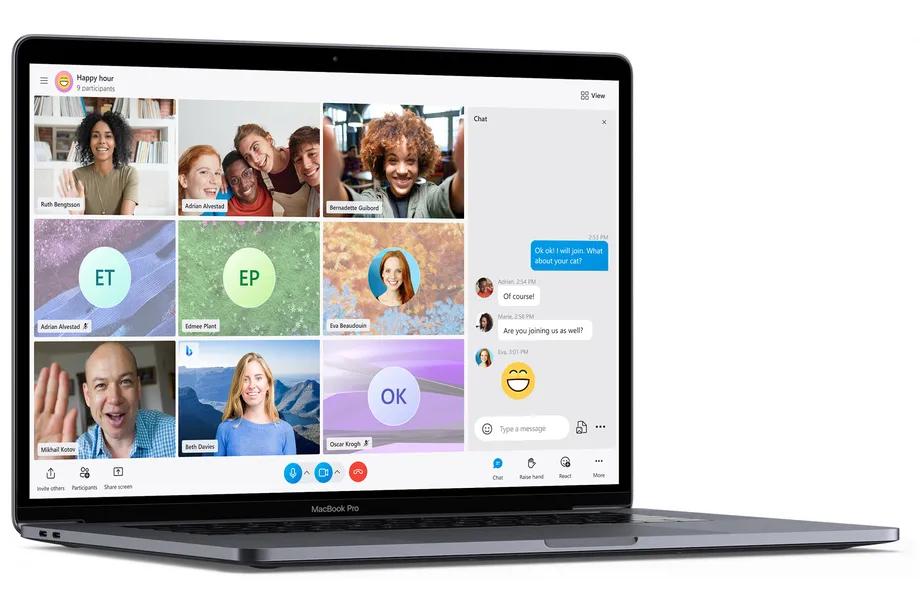 Skype Na Maboresho Mengine (Muonekano Na Vipengele)!