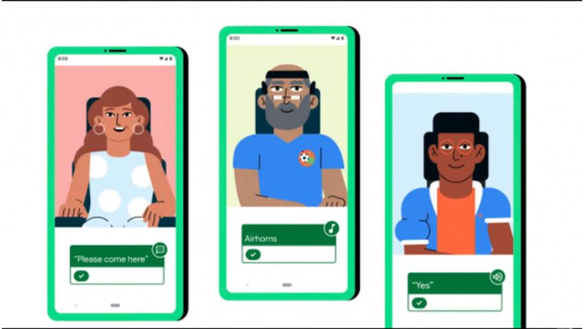 Vipengele Vipya Katika Android Katika Eneo La Accessibility....