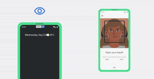 Vipengele Vipya Katika Android Katika Eneo La Accessibility