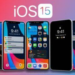 Ujio wa iOS 15 ni Septemba 20